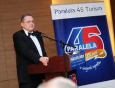 Alin Burcea, Paralela45: Pentru anii '90 a fost ceva spectaculos