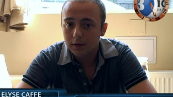 Alin Simion, general manager Elyse Caffe