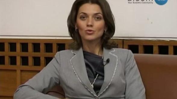 Alina Gorghiu (deputat): In top 10 prioritati parlamentare, problemele din trafic sunt pe 11