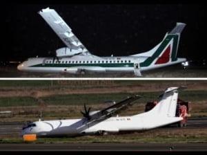 Alitalia, anchetata pentru frauda comerciala pentru contractul cu Carpatair