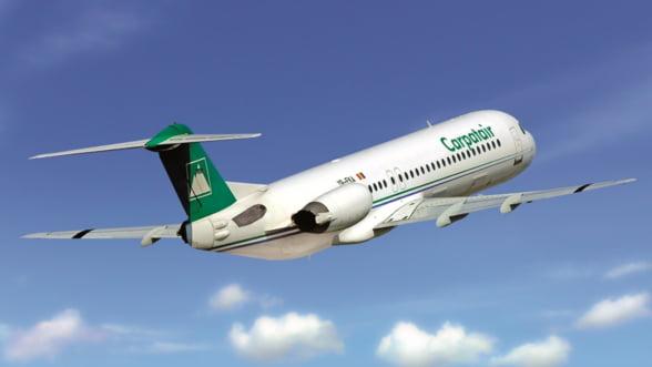 Alitalia suspenda unele curse Carpatair in Italia
