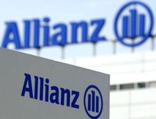 Allianz: Volumul primelor subscrise a scazut la semestru cu 4,5%