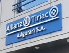 Allianz Tiriac, cel mai mare asigurator roman in 2008