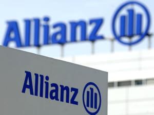 Allianz a afisat un profit net trimestrial in crestere de peste doua ori
