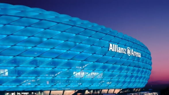 Allianz si-a dublat profitul in 2012