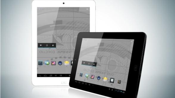 Allview lanseaza doua tablete cu procesor Dual-Core
