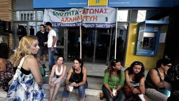Alpha, Attica, Eurobank si NBG vor sa cumpere activele bancii nationale a Greciei
