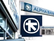 Alpha Bank a atras capital privat de 550 milioane de euro si a evitat nationalizarea