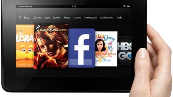 Amazon: Noile Kindle Fire si Fire HD sunt la vanzare