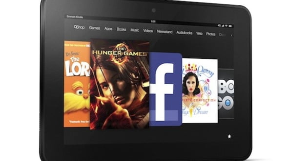 Amazon ar putea lansa un Kindle Fire HD sub o suta de dolari