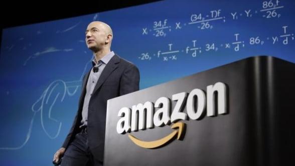 Amazon imprumuta 2 miliarde de dolari pentru investitii