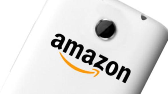 Amazon lanseaza primul smartphone al companiei