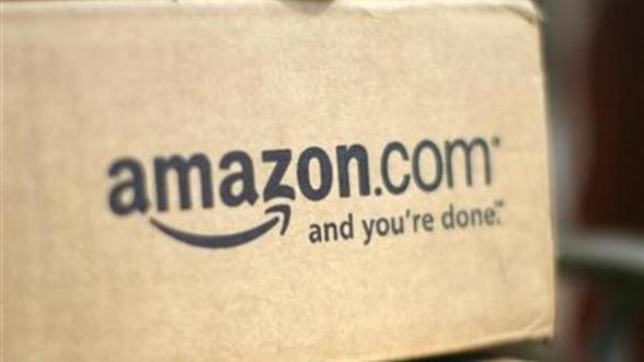 Amazon vrea sa cumpere RIM