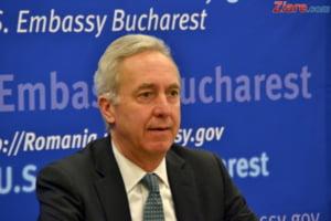 Ambasada SUA face apel ca Romania sa continue lupta anticoruptie, dupa revocarea lui Kovesi de la sefia DNA