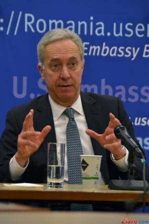 Ambasada SUA trage Romania de urechi, dupa ce deputatii l-au scapat pe Rizea de arestare