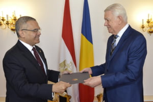 Ambasadorul Egiptului, despre mutarea ambasadei la Ierusalim: Romania n-ar trebui sa riste