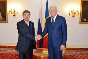 Ambasadorul Rusiei la Bucuresti spune ca multe tari straine si l-ar dori pe Putin presedinte