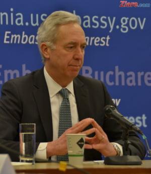 Ambasadorul SUA: Schimbarile din Justitie ameninta sa intoarca timpul la inceputul anilor 2000