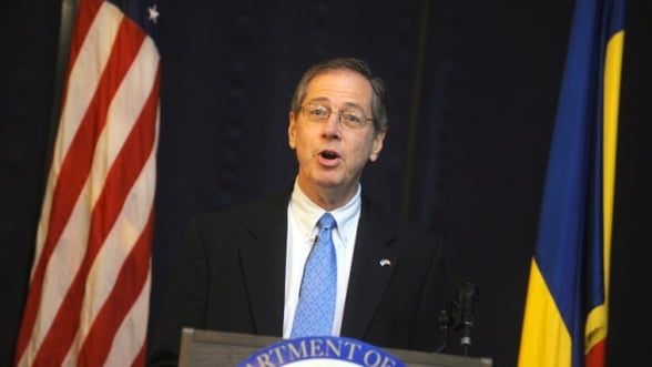 Ambasadorul SUA: Sunt optimist in privinta reformelor cerute de FMI si MCV