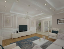 Amenajari interioare case vile in Bucuresti - Nobili Interior Design
