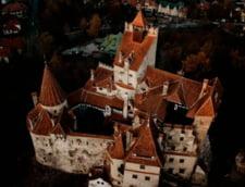Americanii, interesati de oferta de vanzare a Castelului Dracula. Vezi cum il prezinta