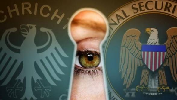 Americanii i-au spionat pe nemti cu ajutorul serviciilor secrete din Germania. Merkel stia?