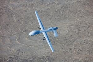 Americanii trimit drone echipate cu arme ca riposta la amenintarile Coreei de Nord