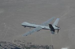 Americanii trimit si in Romania drone de tipul celei care l-a ucis pe generalul Soleimani