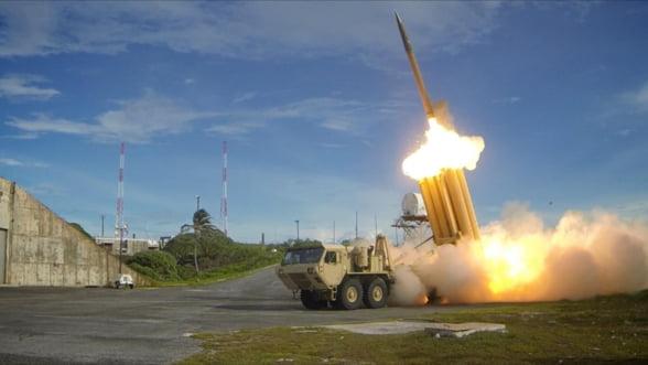 Americanii vor sa instaleze rachete in Coreea de Sud. China si Rusia sunt alarmate