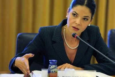 Ana Birchall: Romania a indeplinit toate conditiile aderarii la Schengen
