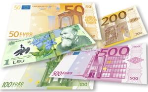 Analistii Raiffeisen Bank prognozeaza un euro la 3,95 lei