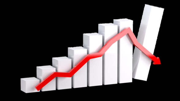 Analistii financiari nu mai au incredere in activitatea economica din Romania