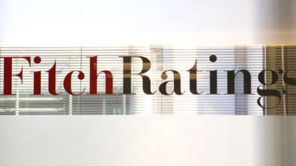 Analiza Fitch: Sectorul bancar din Romania va avea perspectiva negativa in 2014