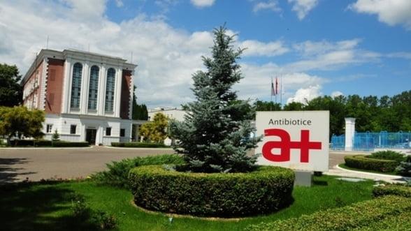 Analiza Tradeville: Actiunile Antibiotice au potential, in ciuda unei evolutii slabe