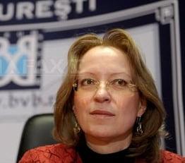 Anca Dumitru a demisionat de la conducerea BVB
