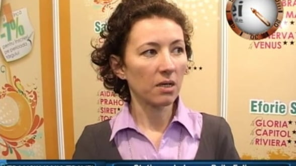 Andrada Crangus, director marketing Transilvania Travel