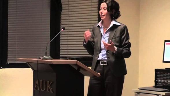 Andrea Schaechter, noul sef al misiunii FMI in Romania