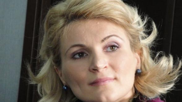 Andreea Paul Vass: Economia romaneasca a fost sustinuta in 2011 de exporturi
