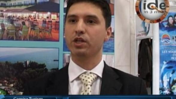 Andrei Dobrota, business development manager Camira Turism