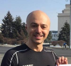 Andrei Rosu spune ca a fost indepartat din Piata Victoriei de politisti - Cum explica Politia Capitalei