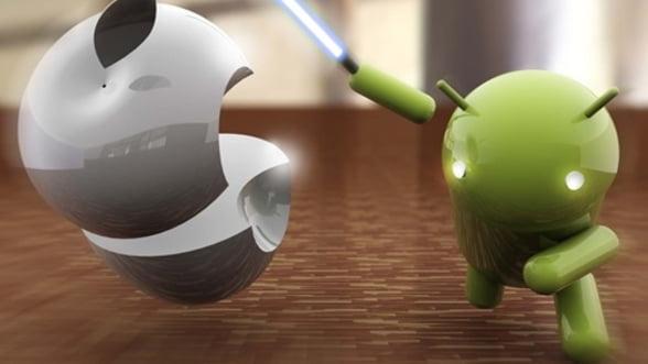 Android a ajuns din urma Apple: 250 de milioane de activari