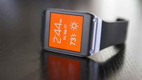 Android domina o noua piata in crestere: Smartwatch