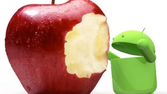 Android e peste tot: Samsung priveste Apple de sus