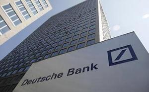 Angajati Deutsche Bank acuzati de manipularea bursei