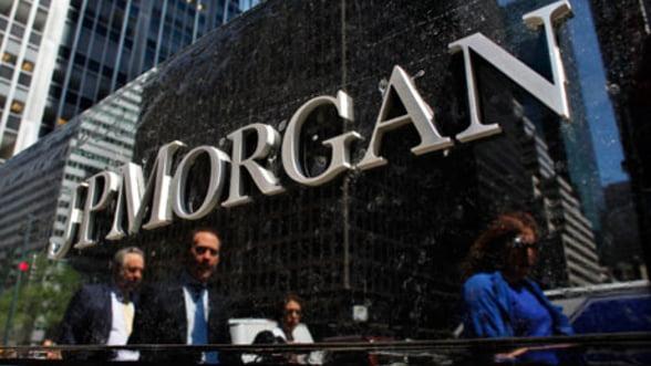 Angajatii JPMorgan, monitorizati cu metode folosite in combaterea terorismului