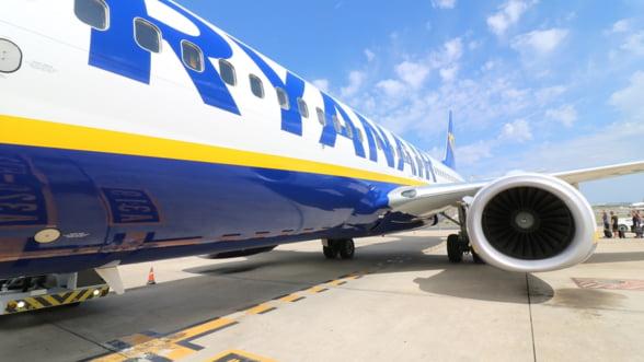 Angajatii Ryanair ameninta cu noi greve: Cand biletul de avion este mai ieftin decat taxiul, sigur ceva e gresit