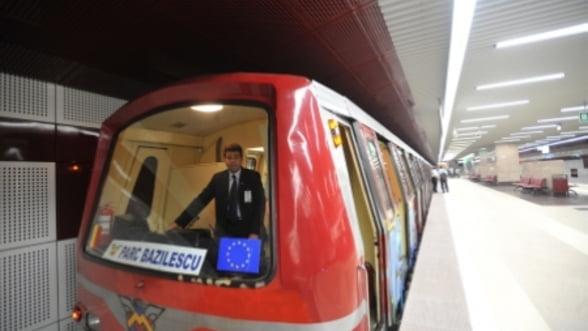 Angajatii de la Metrorex, impacati de Guvern