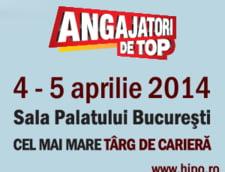 Angajatori de TOP Bucuresti 2014