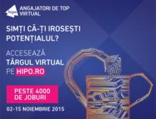 Angajatori de TOP Virtual - 4.000 de oportunitati de cariera