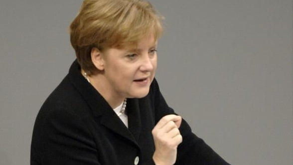 Angela Merkel: 2012, mai dificil decat 2011